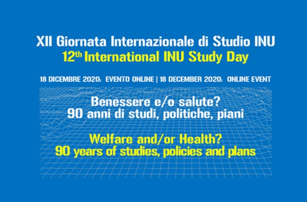 ISMAT no XII International INU Study Day