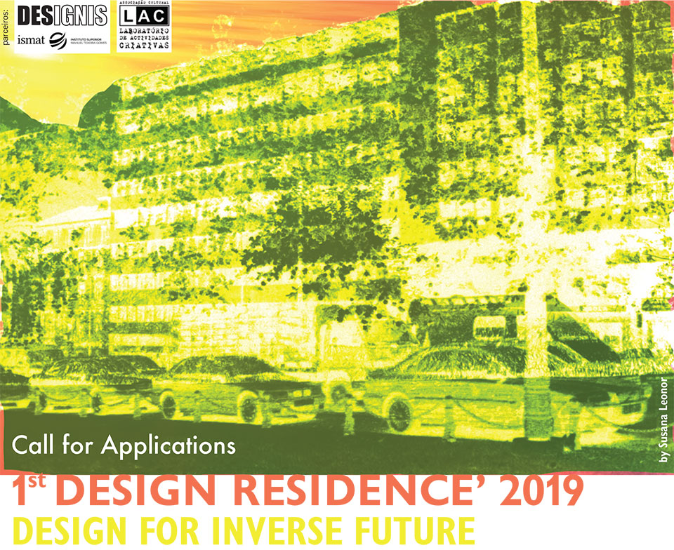 1st Design Residence' 2019 | Design For Inverse Future